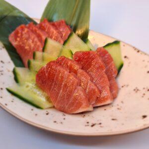 29.  Sashimi Atún Toro