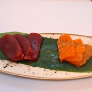 26.  Combo Sashimi 6 piezas