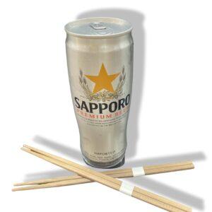 Sapporo Premium Beer 650 ml.
