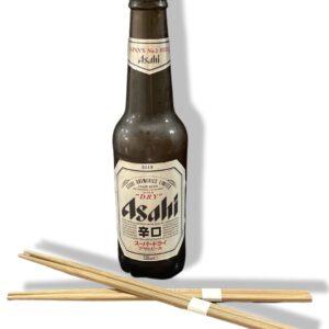 Asahi 330 ml.